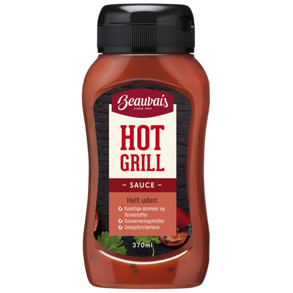 Beauvais Hot grill Sauce