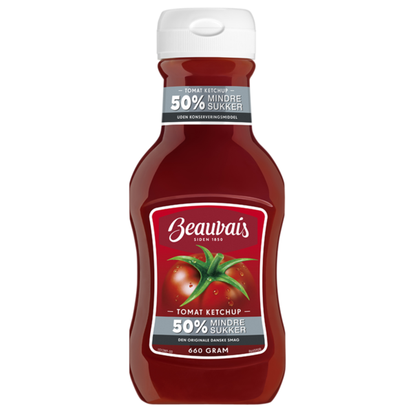 ketchup light stevia beauvais