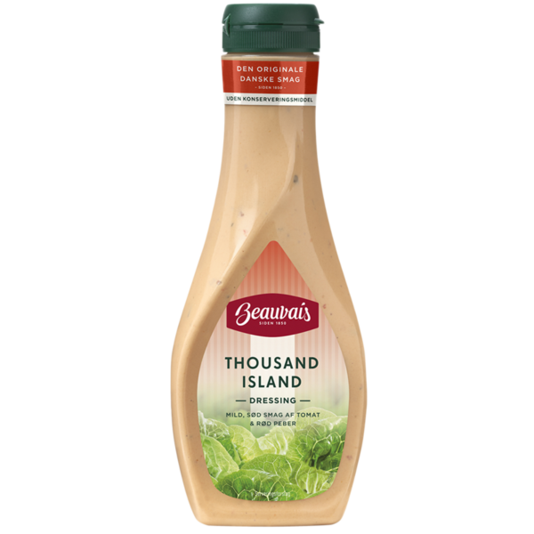 Beauvais Thousand Island Dressing